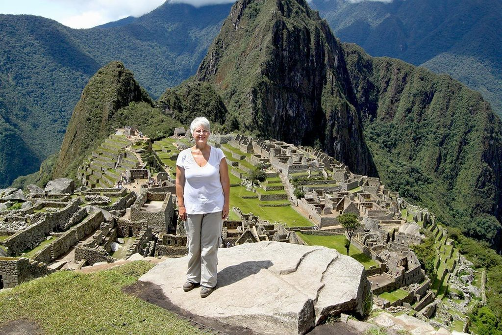 At 54 Barbara Left Her Big Home, New Car, And Successful Career To Start One Of The World's First Travel Blogs