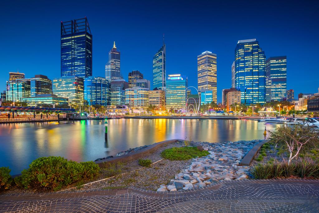 West Coast Road Trip: Perth