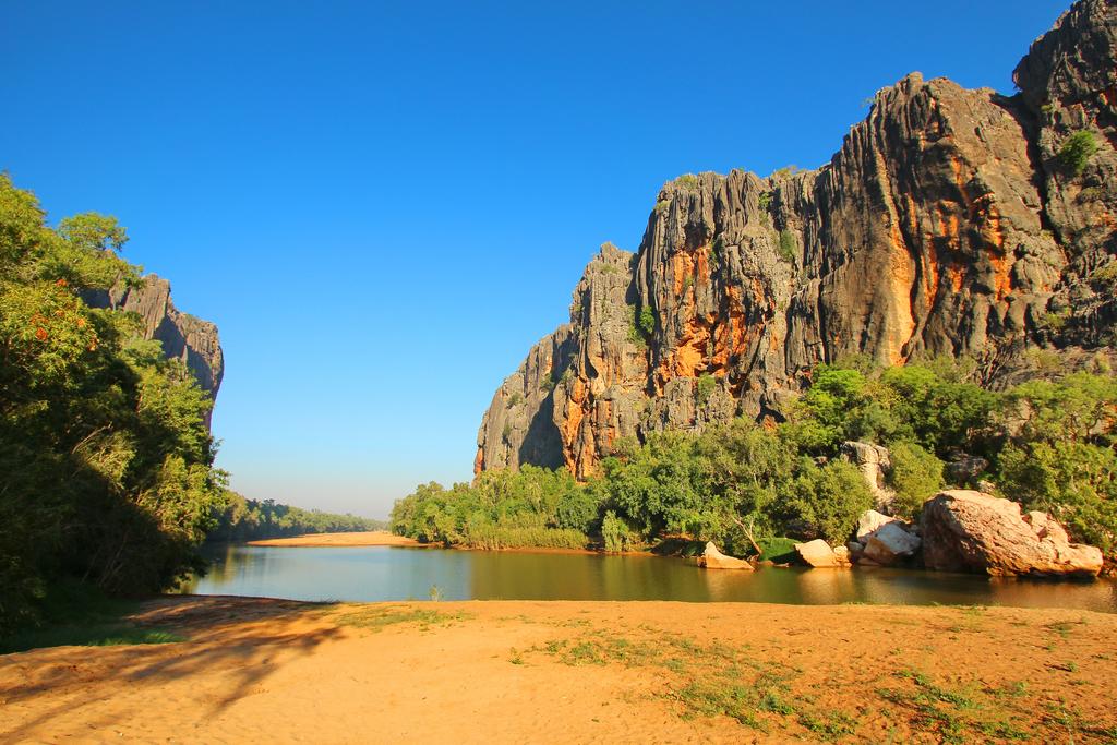 Gibb River Road: Windjana Gorge