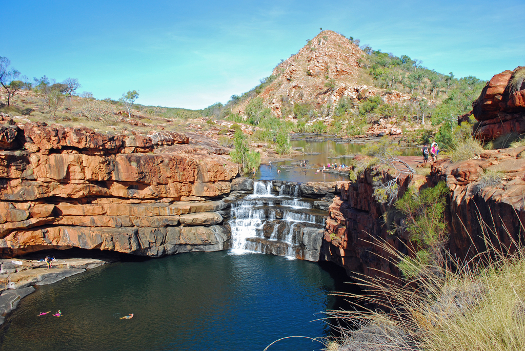 Gibb River Road: Bell Gorge