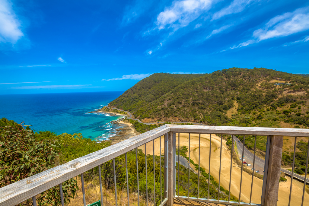 Great Ocean Road: Teddy's Lookout