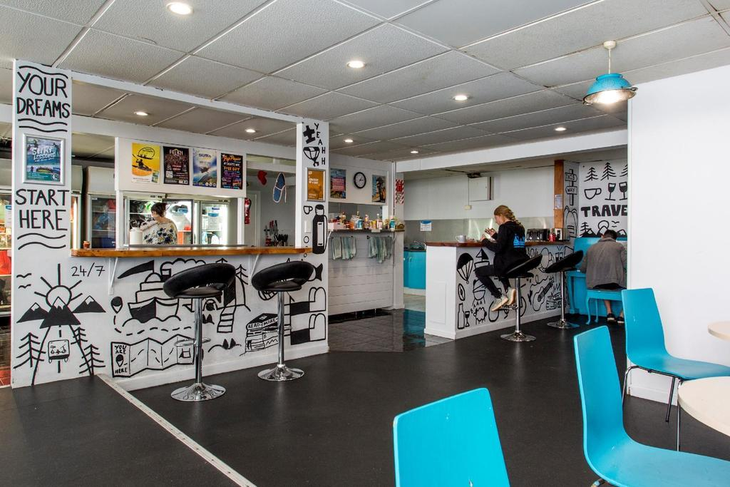 Best Backpacker Hostels in Auckland - The Attic Backpackers