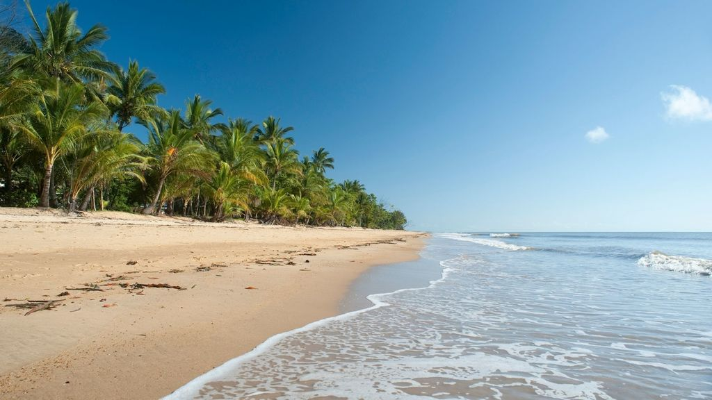 Day Trips from Cairns - Mission Beach