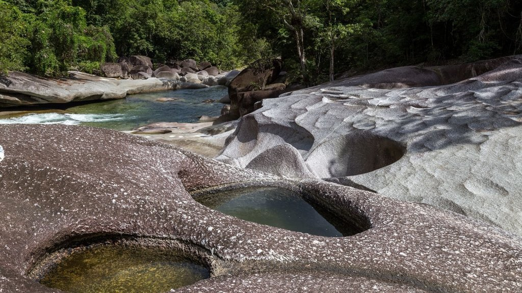Day Trips from Cairns - Babinda Boulders & The Devil's Pool