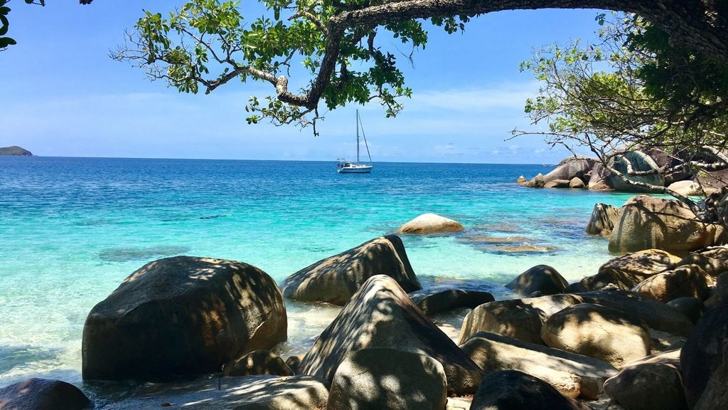 Day Trips from Cairns - Fitzroy Island
