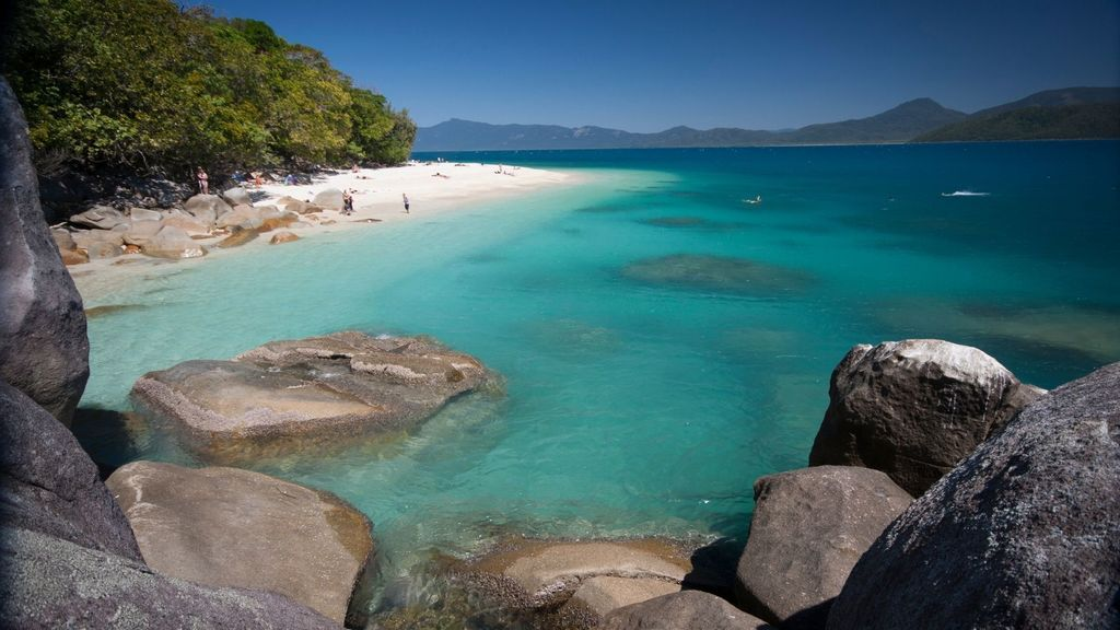 Day Trips from Cairns - Green Island