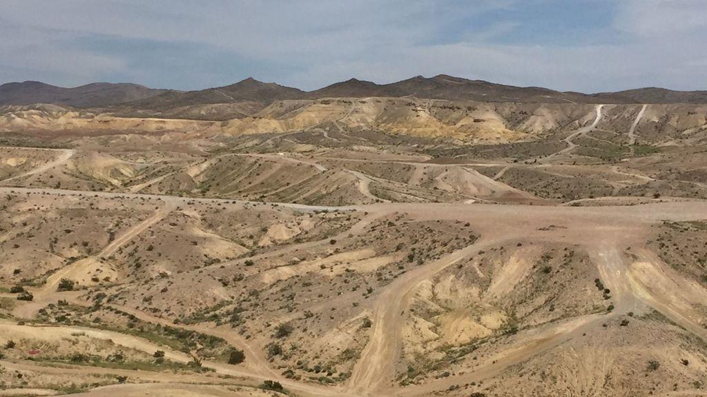 Nellis Dunes