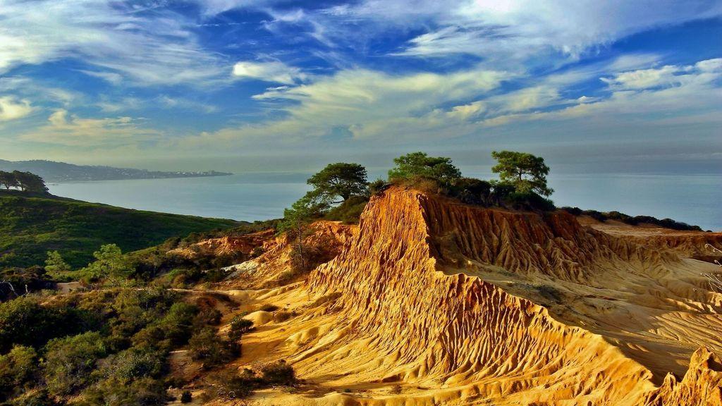 FREE Broken Hill, Torrey Pines State Reserve, San Diego, California