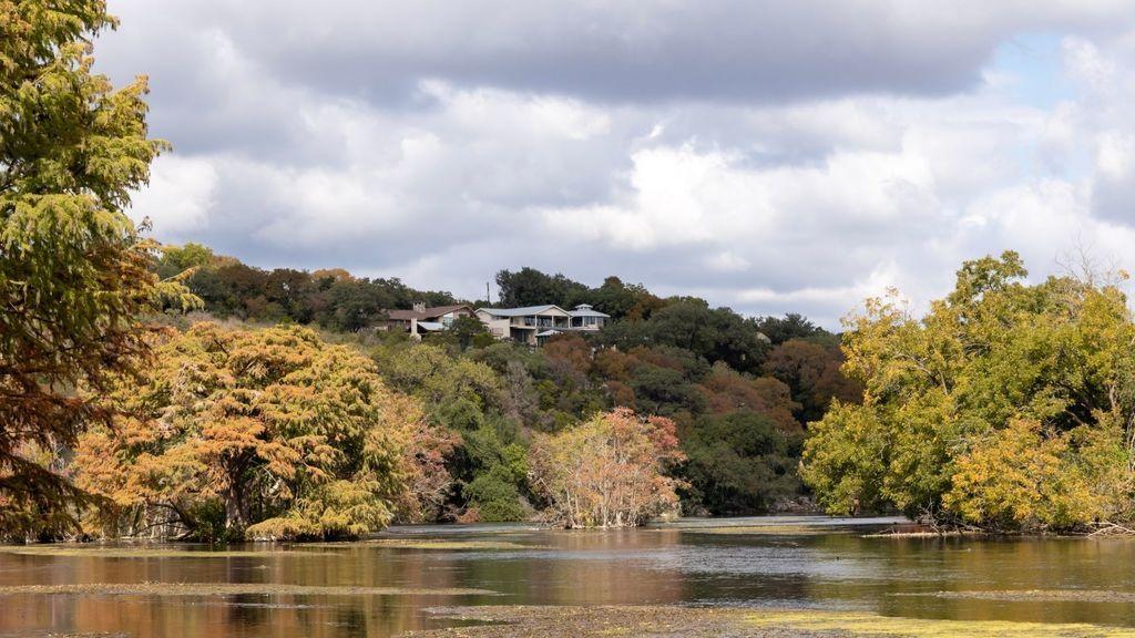Comal River at Landa Park