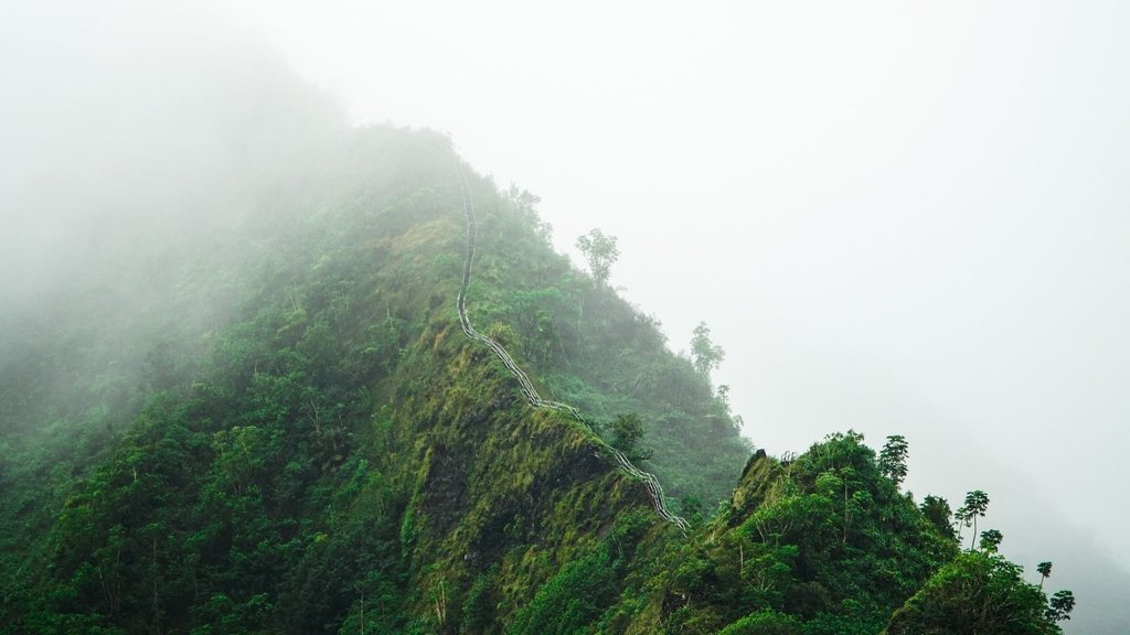 Hiking The Stairway to Heaven