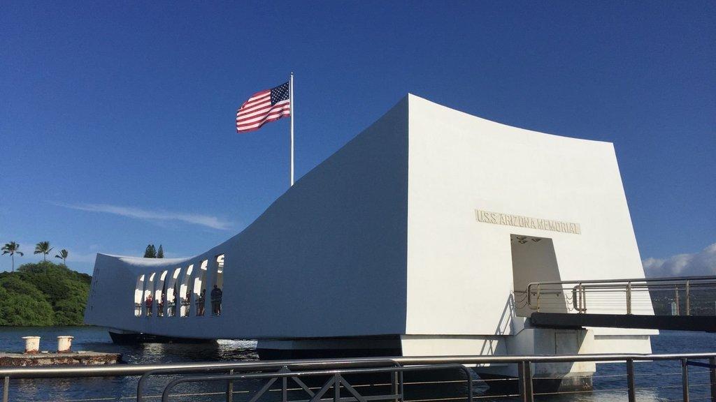 Pearl Harbor National Memorial