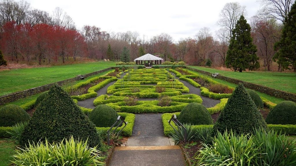 Sayen Botanical Gardens