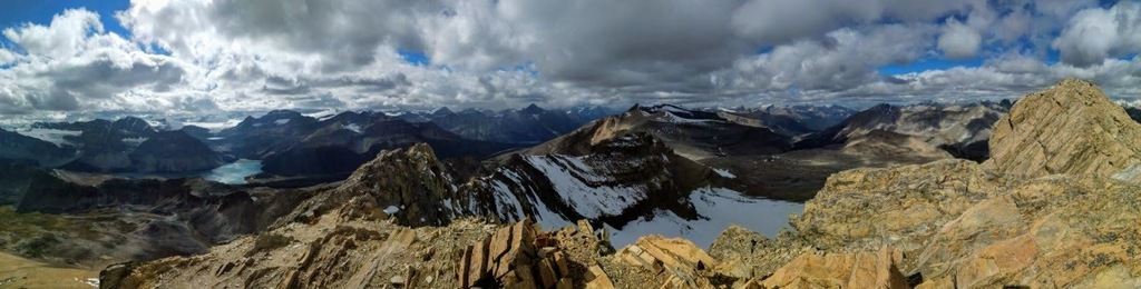 Cirque Peak, Canandian Rockies