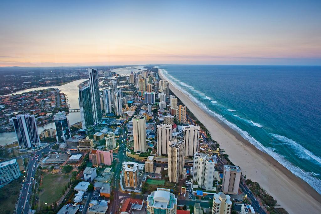 East Coast Road Trip: Gold Coast