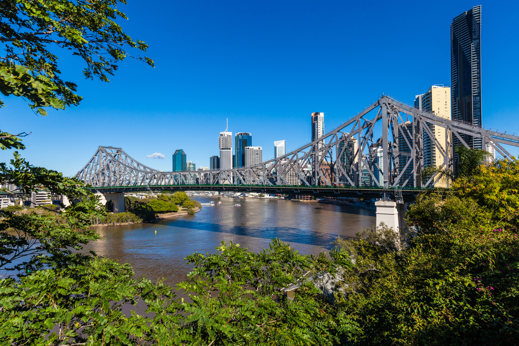 East Coast Road Trip: Brisbane