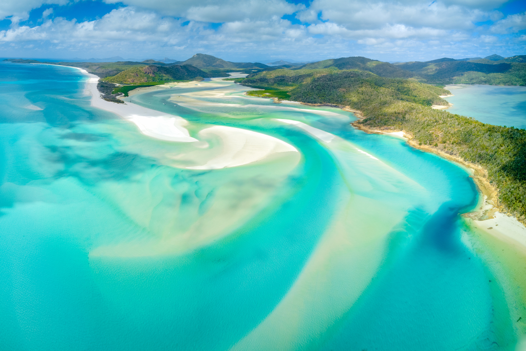East Coast Road Trip: The Whitsunday Islands